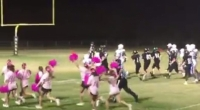Sipsey Valley Student Scores Amazing, Special Touchdown (Tuscaloosa & Buhl, AL)
